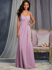 Alfred Angelo 7373L Sweetheart Bridesmaid Dress