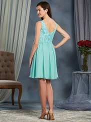 Alfred Angelo 7379L One Shoulder Bridesmaid Dress