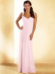 Alfred Angelo Disney 537 Sweetheart Bridesmaid Dress
