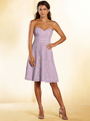Alfred Angelo Disney 538 Sweetheart Bridesmaid Dress