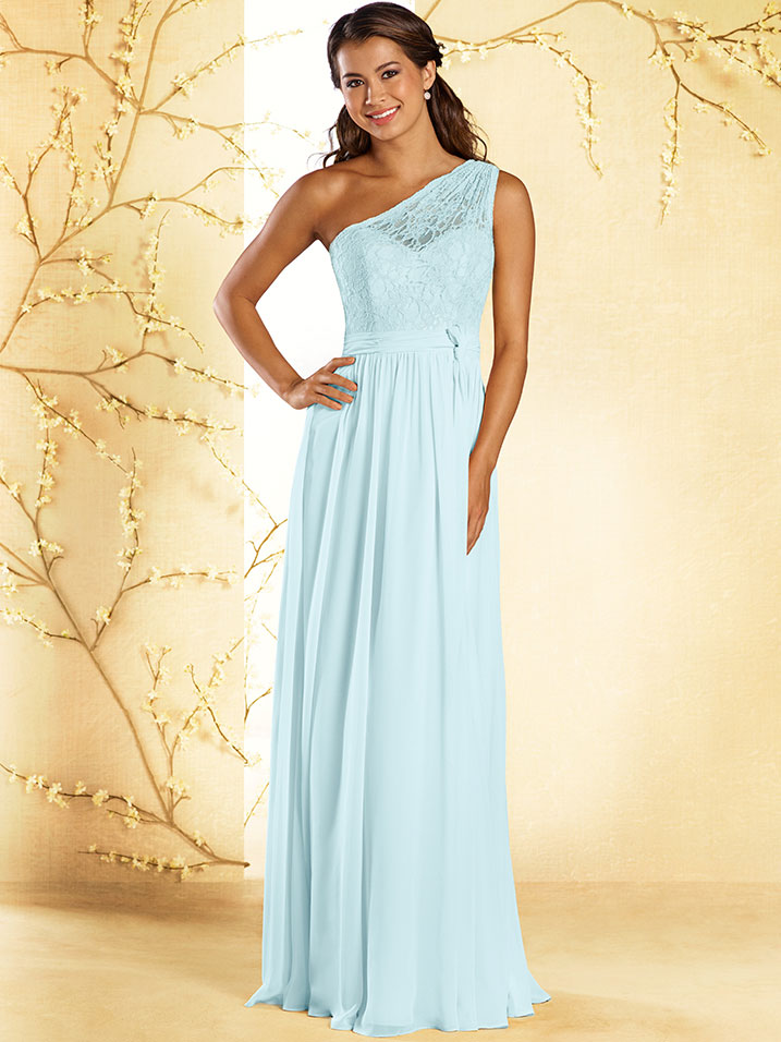 alfred angelo disney 543 one shoulder bridesmaid dress. Black Bedroom Furniture Sets. Home Design Ideas