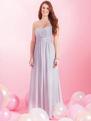 Alfred Angelo Love 7383L Halter Bridesmaid Dress