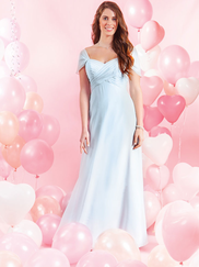 Alfred Angelo Love 7385L Sweetheart Bridesmaid Dress
