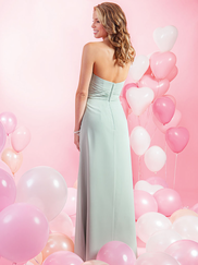 Alfred Angelo Love 7386L Strapless Bridesmaid Dress