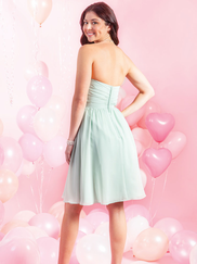 Alfred Angelo Love 7387S Sweetheart Bridesmaid Dress