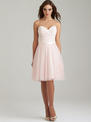 Allure 1451 Sweetheart Bridesmaid Dress