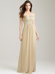 Allure 1474 Sweetheart Bridesmaid Dress