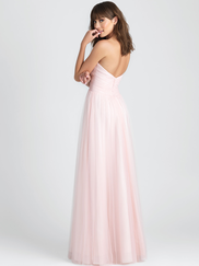 Allure 1505 Sweetheart Bridesmaid Dress