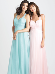 Allure 1506 Sweetheart Bridesmaid Dress