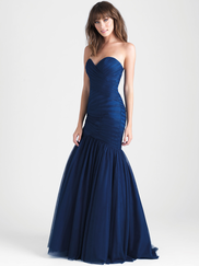 Allure 1507 Sweetheart Bridesmaid Dress
