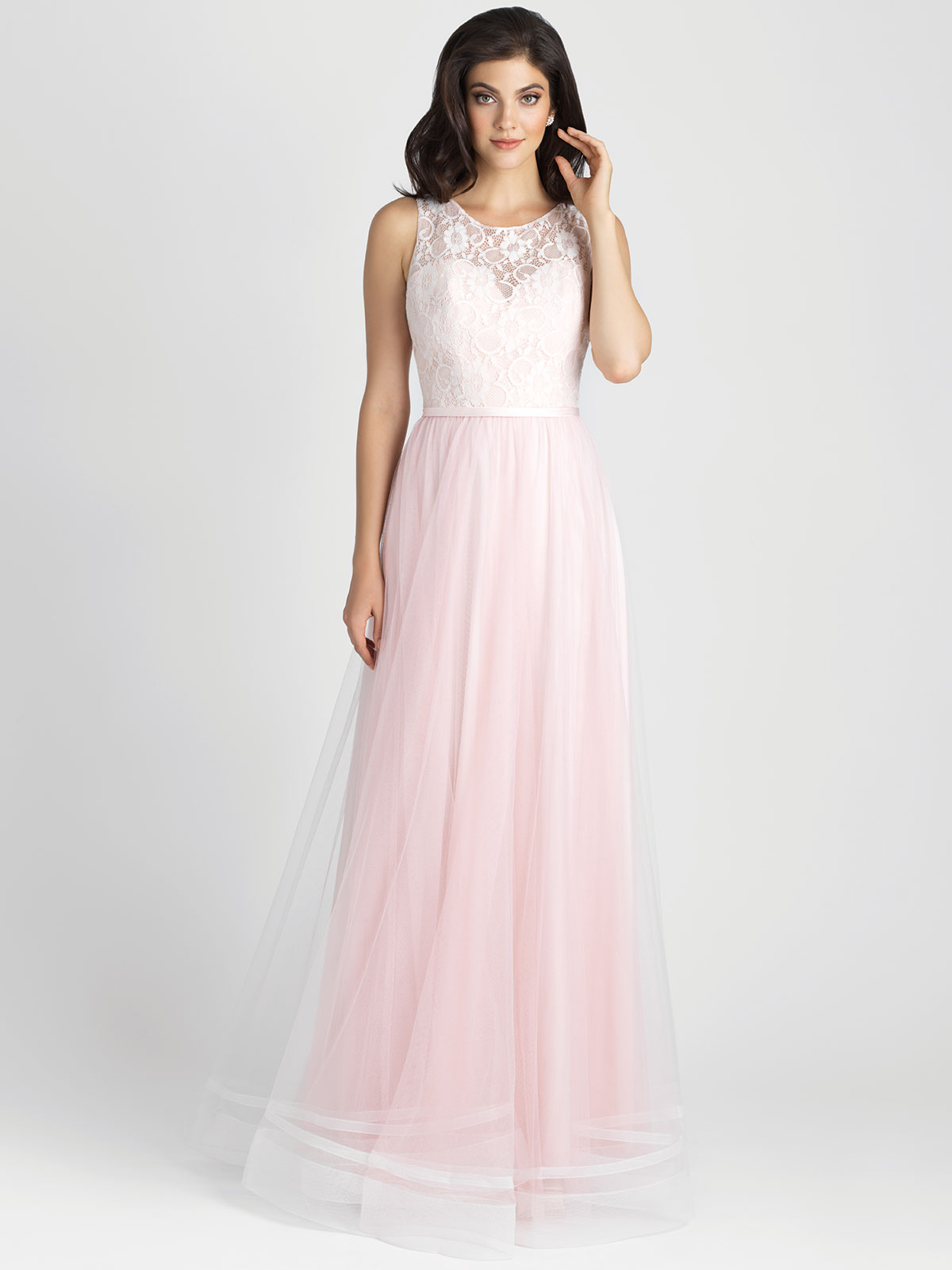 Allure 1509 sweetheart a line bridesmaid dressdimitradesigns allure 1509 sweetheart bridesmaid dress ombrellifo Images