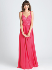 Allure 1512 Sweetheart Bridesmaid Dress