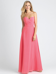 Allure 1540 Sweetheart Bridesmaid Dress