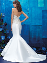 Allure Bridals 9423 Sweetheart Wedding Gown