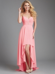 Allure Bridesmaids Dress 1361