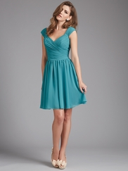 Allure Bridesmaids Dress 1373