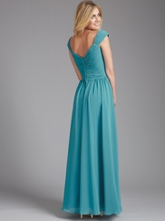 Allure Bridesmaids Dress 1374
