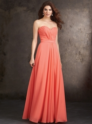 Allure Bridesmaids Dress 1415