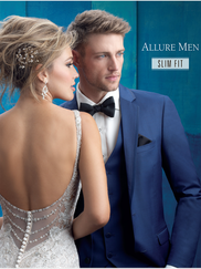 Allure Men Brunswick Cobalt Blue