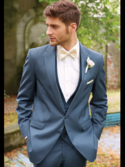 Allure Men Slate Blue