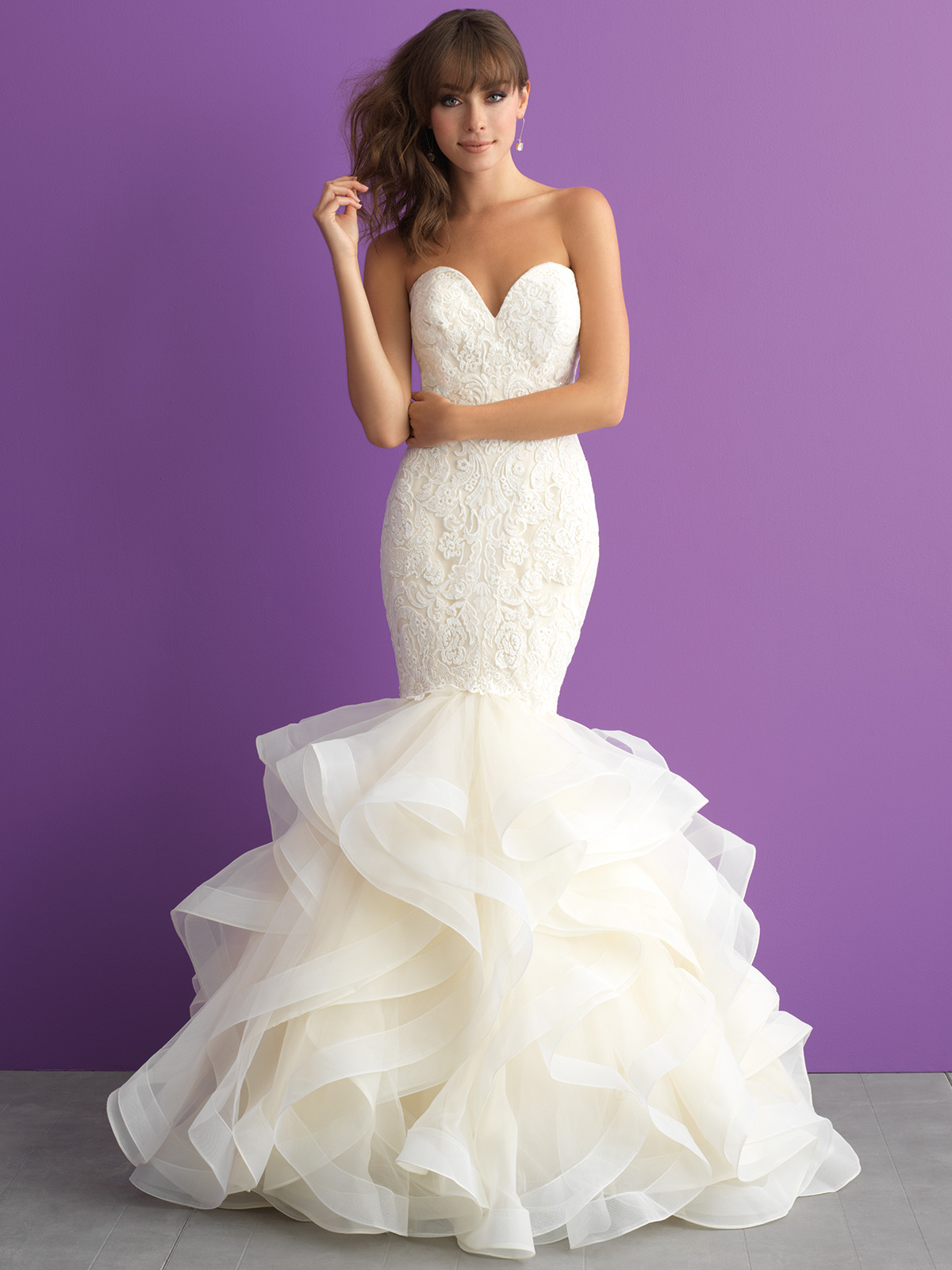 Allure Romance 3008 Sweetheart Wedding Dress