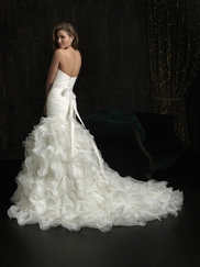 Allure Wedding Gown 8966