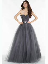 Alyce Paris 6729 Sweetheart Prom Gown