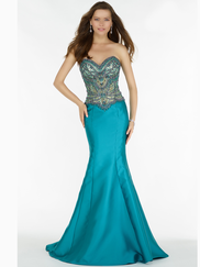 Alyce Paris 6735 Sweetheart Prom Gown