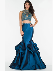 Alyce Paris 6741 Two Piece Prom Gown