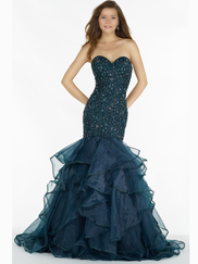 Alyce Paris 6747 Sweetheart Prom Gown