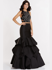 Alyce Paris 6760 Two Piece Prom Gown