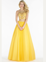 Alyce Paris 6779 Two Piece Prom Gown