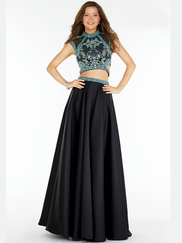 Alyce Paris 6780 Two Piece Prom Gown