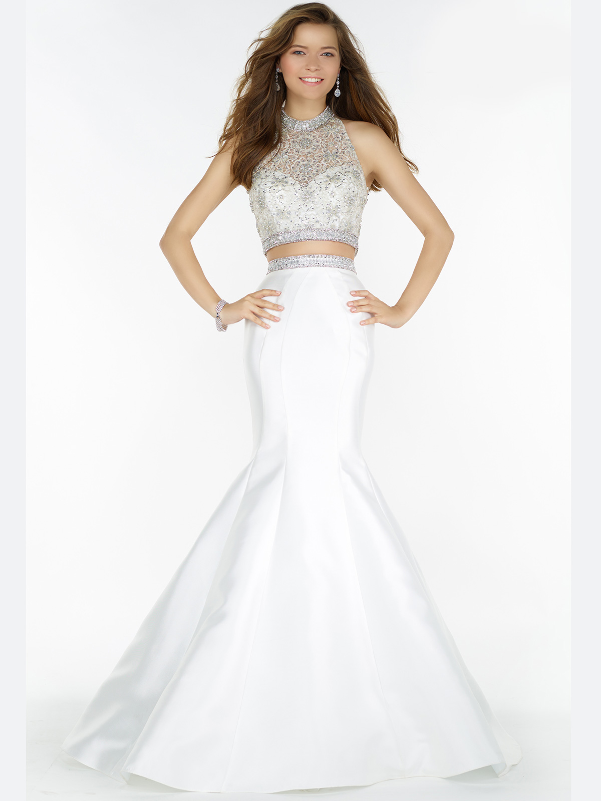 Alyce paris 6781 two piece prom dress dimitradesigns alyce paris 6781 two piece prom gown ombrellifo Image collections