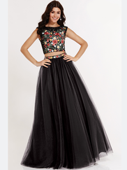 Alyce Paris 6801 Two Piece Prom Gown