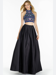 Alyce Paris 6818 Two Piece Prom Gown