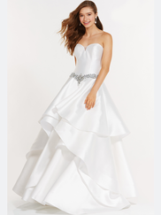 Alyce Paris 6829 Sweetheart Prom Gown