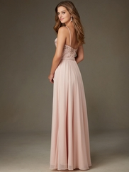 Angelina Faccenda 20471 Sweetheart Beaded Bridesmaid Dress