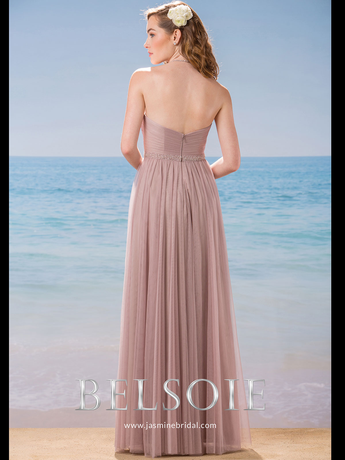 Belsoie l184010 sweetheart tulle a line bridesmaid dress soft tulle a line belsoie bridesmaid dress l184010 ombrellifo Image collections