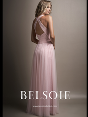 Belsoie L194004 Sweetheart Bridesmaid Dress