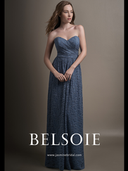 Belsoie L194017 Sweetheart Bridesmaid Dress