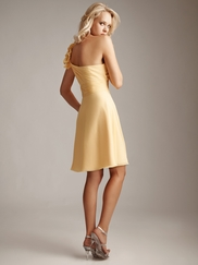 Buttercup Allure Bridesmaids Dress 1228