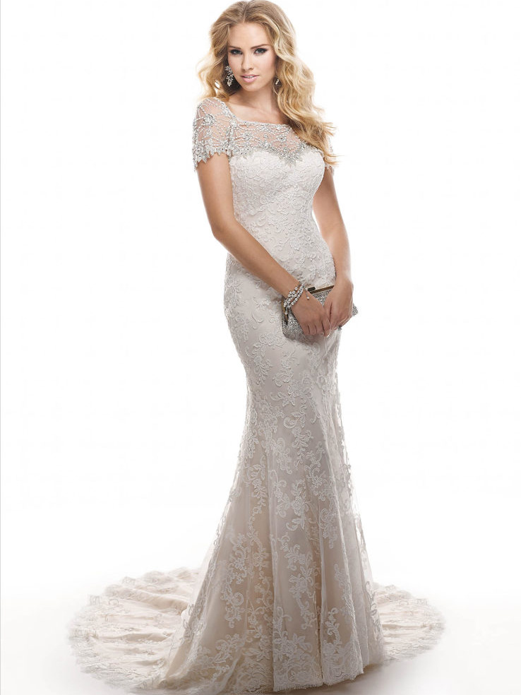 Maggie Sottero Chesney Wedding Gown