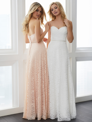 Christina Wu 22776 Sweetheart Chiffon Bridesmaid Dress