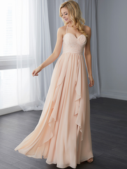 Christina Wu 22777 Sweetheart Lace Bridesmaid Dress