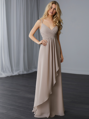 Christina Wu 22781 V-neck Bridesmaid Dress
