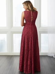 Christina Wu 22793 V-neck Bridesmaid Dress