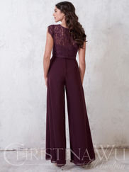 Christina Wu Celebration 22749 Two Piece Bridesmaid Dress