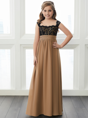 Christina Wu Junior 32649 Scoop Neckline Bridesmaid Dress