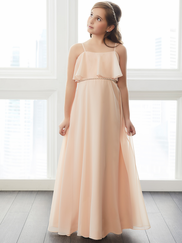Christina Wu Junior 32753 Straight Neckline Bridesmaid Dress